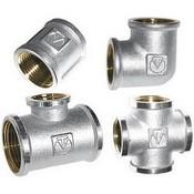 Фитинги резьбовые для стальных труб