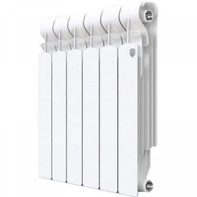 Радиатор биметаллический Royal Indigo Bimetall Super 500/100 (белый)