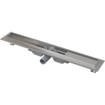 APZ106-750 Водоотводящий желоб с порогами для цельной решетки