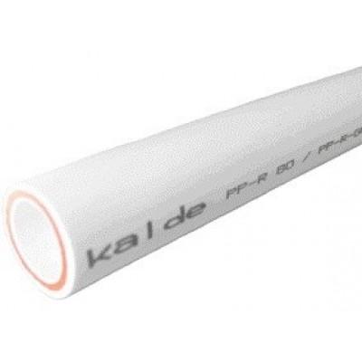 Труба (PPRC) Fiber Д=20 L=4,0 м (KALDE) (1 метр)