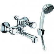 ELQ2520 Смеситель KONNER ELEMENT QUARZ для ванны с аксессуарами