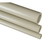 """Труба (PPRC) PN20 Д=50 """"FV-plast"""" (L=4 м) (Чехия) (1 метр)"""