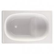 Ванна стальная EUROPA 105x70 сидячая