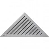 GRACE Решетка для углового водоотводящего желоба