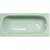 "Ванна стальная 1,5x0,7x0,4 (ВИЗ) Донна Ванна антибактер. ""Зеленая мята"""