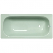 "Ванна стальная 1,7x0,7x0,4 (ВИЗ) Донна Ванна антибактер. ""Зеленая мята"""