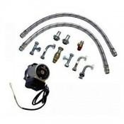Комплект для соединения настенного котла с бойлером B60 (без шлангов), соединение лев./прав.