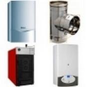 Котлы, газовые колонки, водонагреватели, бойлеры