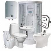 Ванны, унитазы, мойки, смесители полотенцесушители