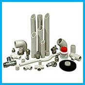 Трубы и фитинги для водоснабжения и канализации