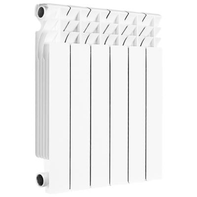 Радиатор алюминиевый ARCOBALENO 500/96 теплоотдача 181 Вт, 16 атм (Россия) - 1 секция