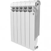 Радиатор алюминиевый Royal Thermo Indigo 500/100 (белый)