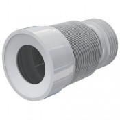 АНИ пласт K828. Удлинитель гибкий для унитаза с выпуском 110 мм