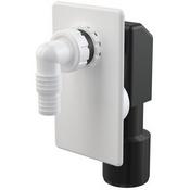 Минисифон для стиральной машины п/штукатурку (посудом.маш.) APS4/М0409