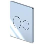 Кнопка инсталляции WP2410 круг хром глянец (для инсталляции WC1310 узкая)