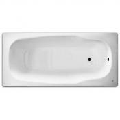 Ванна стальная BLB ATLANTICA 170x80 без отверстий для ручек