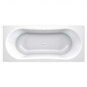 Ванна стальная BLB DUO COMFORT HG 180x80 белая 3,5 мм без отверстий для ручек