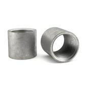 Муфта 1 1/2 вн/вн стальная 40