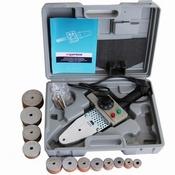 Комплект сварочного оборудования AQUAPROM P40/6 1500 Вт PP-R(в компл. насадки 20-63)Пласт. короб