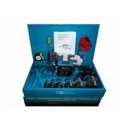 Комплект сварочного оборудования AQUAPROM МК20/6 2300 Вт PP-R(Насадки 20-63,нож-цы,рулетка,перчатки,отвертка,шест.ключ)Мет.короб