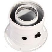 VIVAT Адаптер вертикальный коаксиальный d 60/100 мм (Bosch, Baxi TR, Protherm TR и др. фланцевые)