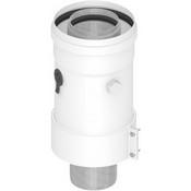 VIVAT Адаптер вертикальный коаксиальный d 60/100 мм (Все котлы, кроме Immergas и Navien 60/75)