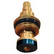 Головка вентильная с резиновой прокладкой Rossinka SP01-53-BL