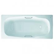 Ванна стальная BLB ATLANTICA 180x80 с отверстиями для ручек 208 мм