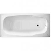 Ванна стальная BLB ATLANTICA 180x80 без отверстий для ручек