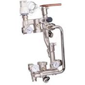 """Насосно-смесительный узел для системы отопления 11/2"""" , 180мм"""